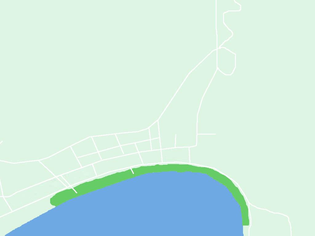 闸坡大角湾风景名胜区