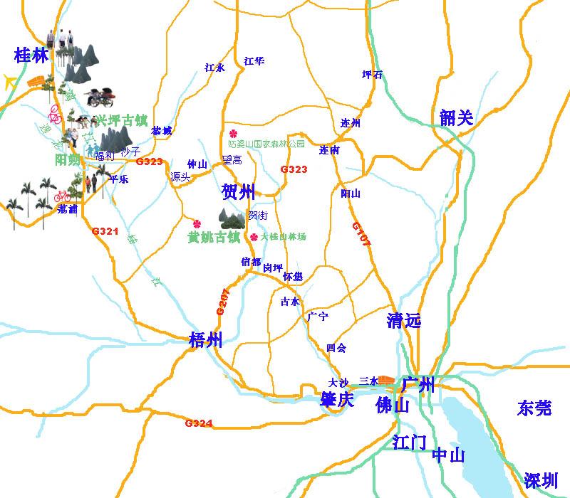 交通16号线丁丁地图