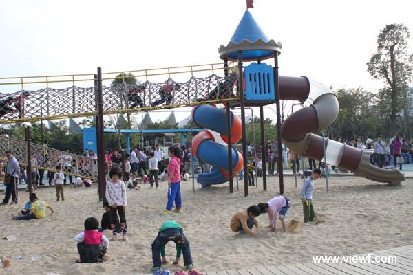 佛山新城儿童乐园 - [景天下旅游网]