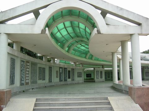 广西北海长青公园