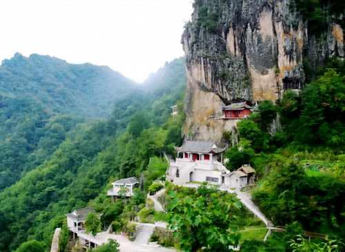 陕西 安康 景区    &nbsp南宫山国家森林公园位于陕西省岚皋县东