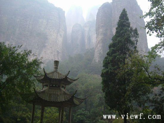 温州.雁荡山风景区 - [景天下旅游网-图片]