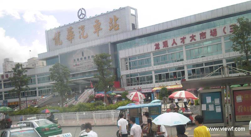 sn.2 | 深圳.龙华汽车站高清图片
